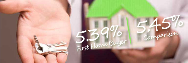 Simply Better First Home Buyer Rate | Financial Hub